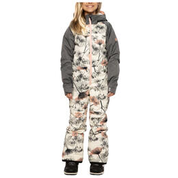 686 Girl's Shine One Piece Snow Suit