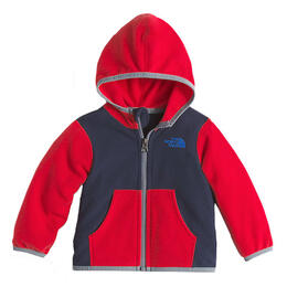 The North Face Infant Glacier Full Zip Fleece Hoodie