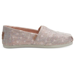 Toms Girl's Alpargata Casual Shoes