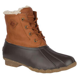 Sperry Women's Saltwater Winter Luxe Duck Boots