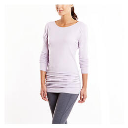 Lucy Women's Yoga Girl Long Sleeve Shirt