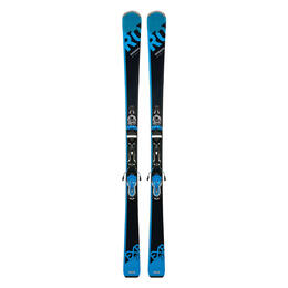 Rossignol Men's Experience 77 Skis with Xpress 11 Bindings '18