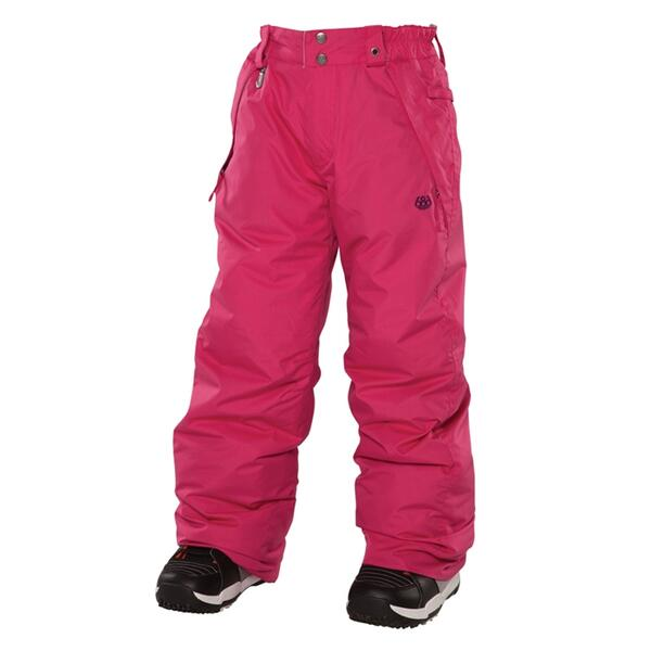 686 Girl's Mannual Brandy Insulated Snowboard Pants
