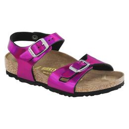 Birkenstock Youth Rio Birko-flor Casual Sandals