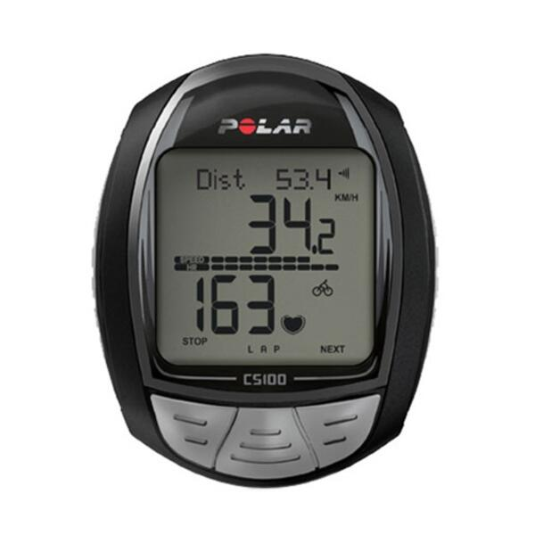 Polar CS 100 HRM Cycling Computer