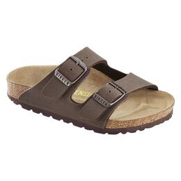 Birkenstock Arizona Birkibuc Casual Sandals (Little Kids/Big Kids)