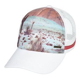 Roxy Women's Dig This Trucker Hat Marshmallow