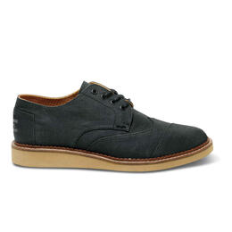 Toms Men's Brogue Lace-Up Casual Shoes