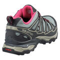 Back of Salomon Women's X Ultra Prime CS WP Hiking Shoes