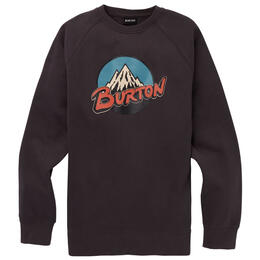 Burton Men's Retro Mountain Crew Sweater