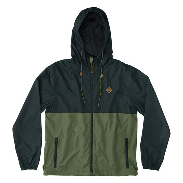 Hippy Tree Men's Saddleback Windbreaker Jac