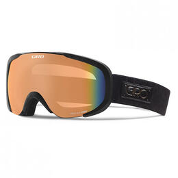 Giro Women's Field Snow Goggles With Persimmon Blaze Lens