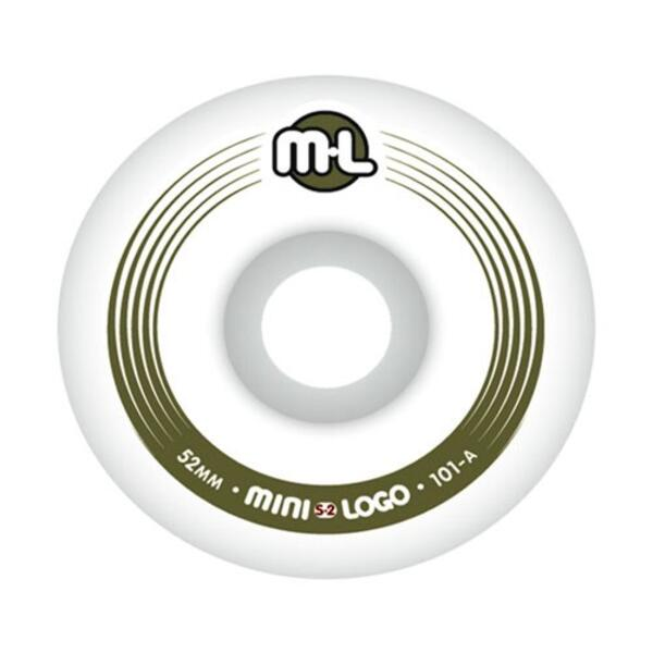 Mini Logo 52mm Skateboard Wheels