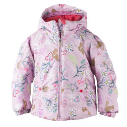 Obermeyer Toddler Girl's Crystal Snow Jacket