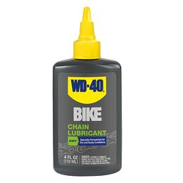 WD-40 Dry 4oz Bike Chain Lube