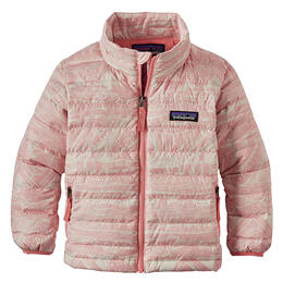 Patagonia Toddler Girl's Baby Down Sweater Jacket