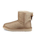 UGG Women's Mini Bailey Bow Sparkle Boots