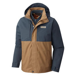 Columbia Men's Jacket Of All Trades Snow Jacket