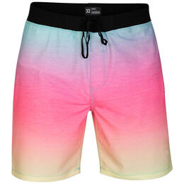 Hurley Men's Phantom Hyperweave Fade Board Shorts