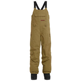 Burton Kid's Skylar Bib Youth Insulated Snowboard Pants