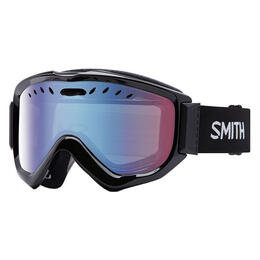 Smith Knowledge Otg Asian Fit Snow Goggles With Blue Sensor Mirror