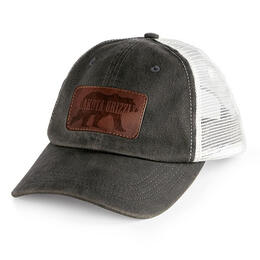 Dakota Grizzly Men's Trucker Hat