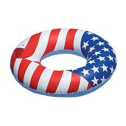 Swimline Americana 36in Ring Inflatable Tube