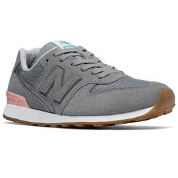 New Balance Women's 696 Grey Running Shoes