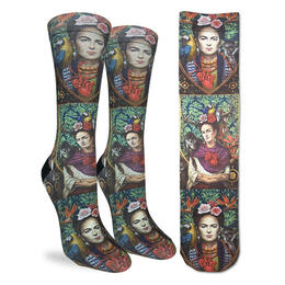 Good Luck Socks Women's Ode To Frida Kahlo Socks