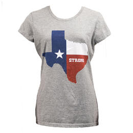 Women's Texas Strong State T Shirt