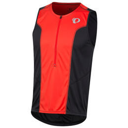 Pearl Izumi Men's Select Pursuit Tri Sleeveless Cycling Jersey