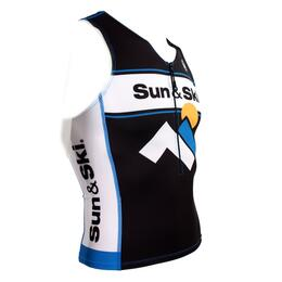 Canari Men's Sun & Ski AIM Team Tri Top