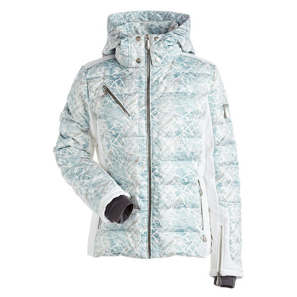 Nils Women's Ula Print Insulated Ski Jacket
