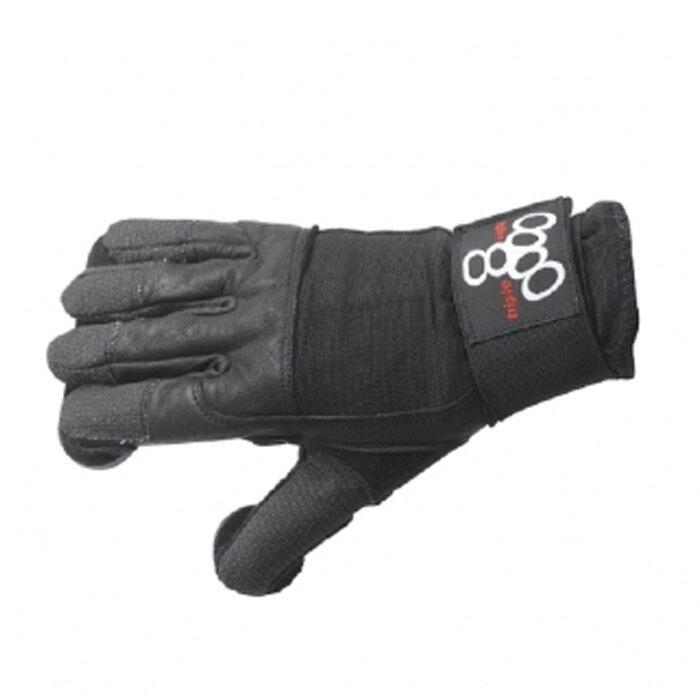 Triple Eight Slider Longboard Gloves