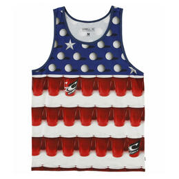 O'Neill Men's Beerpong Tank Top