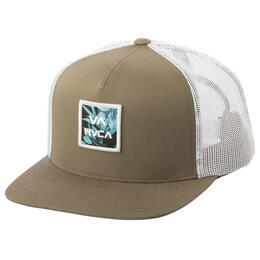 RVCA Men's Va All The Way Printed Trucker Hat