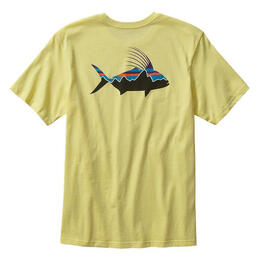 Patagonia Men's Fitz Roy Rooster Tee Shirt