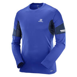 Salomon Men's Agile Long Sleeve Shirt