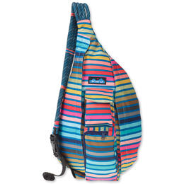 KAVU Women's Rope Sling Chroma Stripe Backpack