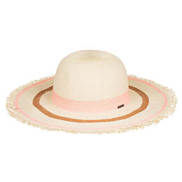Roxy Women's Sound Of The Ocean Straw Hat