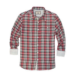 Dakota Grizzly Men's Fuller Long Sleeve Button Down Flannel Shirt