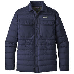 Patagonia Men's Silent Down Shirt Jacket