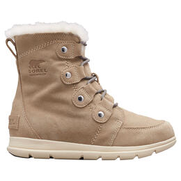 Sorel Women's Explorer Joan Snow Boots Fossil