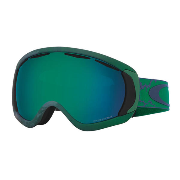 Oakley Canopy PRIZM Snow Goggles with Jade