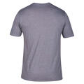 Hurley Men's Natural Short Sleeve T Shirt