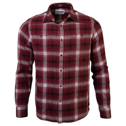 Mountain Khakis Men's Saloon Flannel Long Sleeve Shirt
