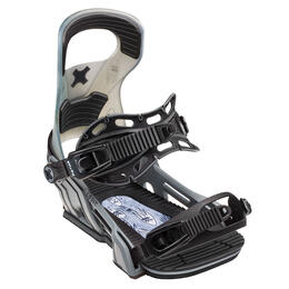 Bent Metal Men's Sean Genovese Logic Snowboard Bindings '19