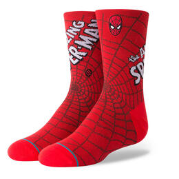Stance Youth Amazing Spiderman Socks
