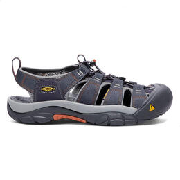 Keen Men's Newport H2 Sandals India Ink/Rust