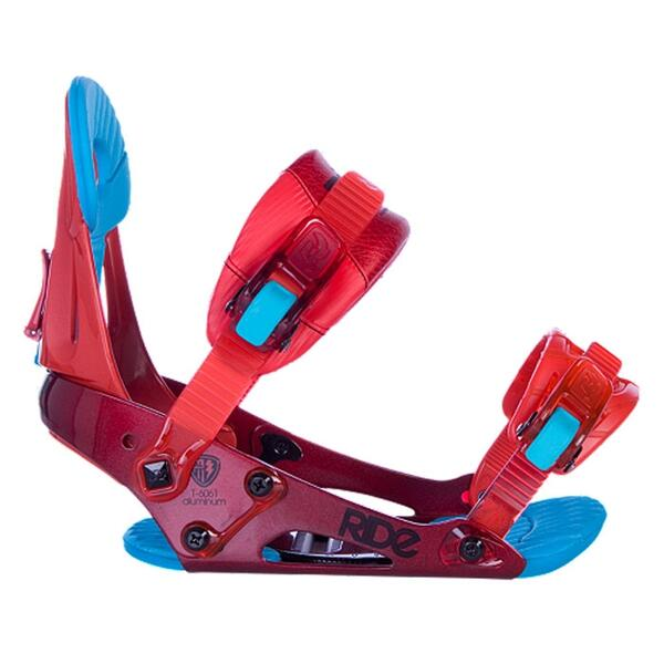 Ride Boy's Phenom Snowboard Bindings '13